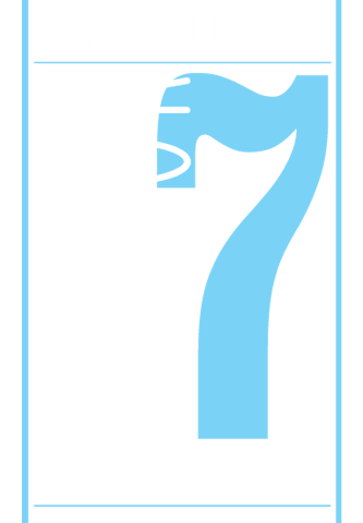 Parlor7 Salon and Day Spa Logo